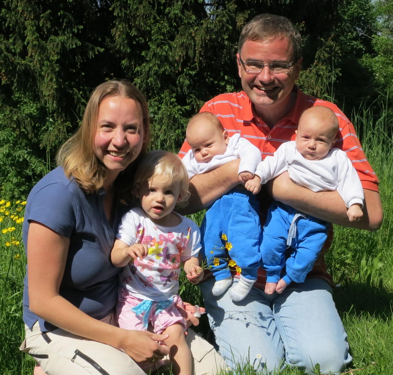 Familienbild die Scheune