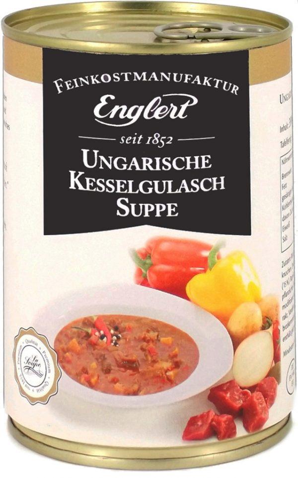 Ungarische Kesselgulaschsuppe 390 ml