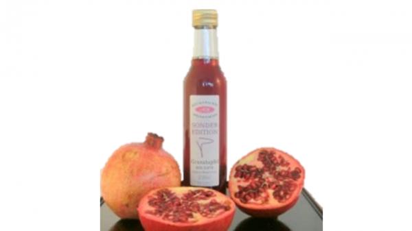 Granatapfel Balsam Essig