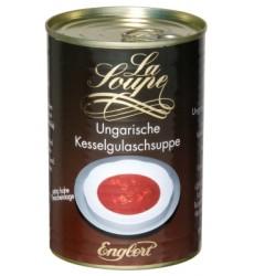 Ungarische Kesselgulasch Suppe