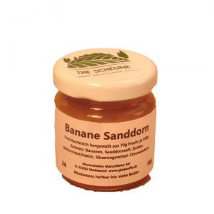 Banane Sanddorn