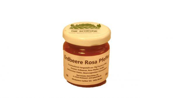 Erdbeere Rosa Pfeffer