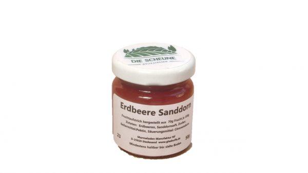 Erdbeere Sanddorn