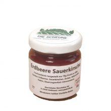 Erdbeere Sauerkirsche