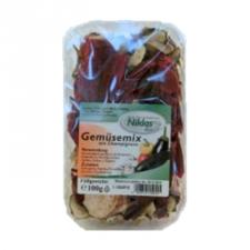 Getrockneter Gemüsemix