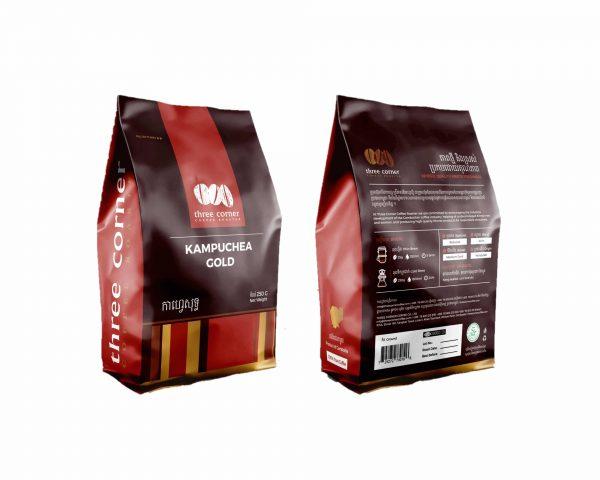 Kaffee aus Kambodscha -