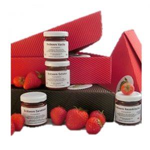 Erdbeer 15er Überraschungspaket