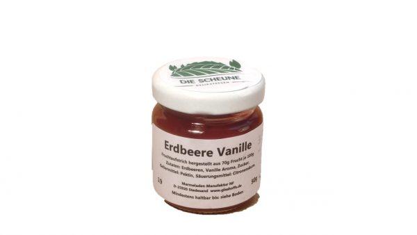Erdbeere Vanille