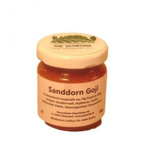 Sanddorn Goji