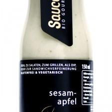 Sesam Apfel Sauce