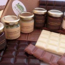 Schokoladen Creme Karamell Creme Paket