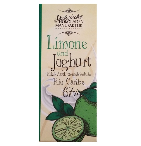 Schokolade Limone Joghurt