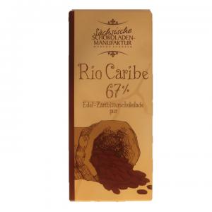 Zartbitterschokolade 67%
