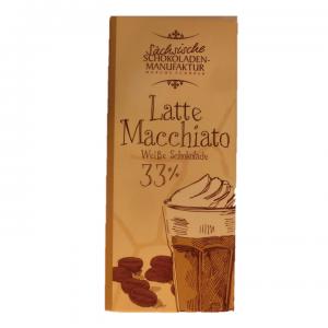 weisse schokolade latte machiato