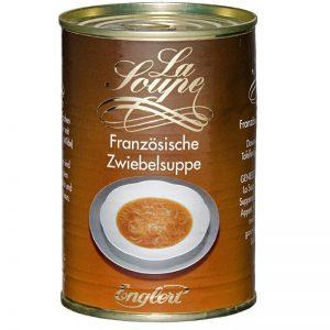 Franzoesische Zwiebelsuppe