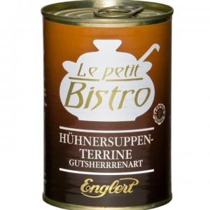 Hühnersuppen Terrine Gutsherrenart