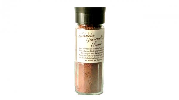 Schokoladen Salz