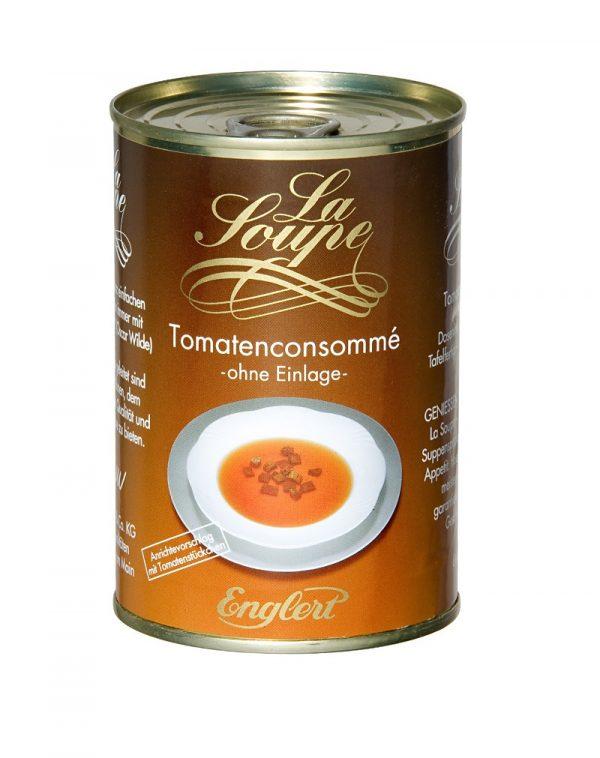 Tomatenconsomme