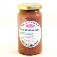Rosenblüten-Senf - mittelscharf