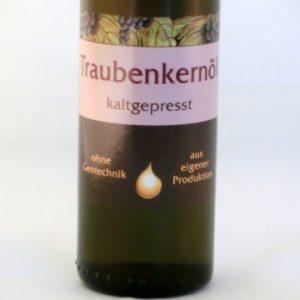 Traubenkernöl kaltgepresst