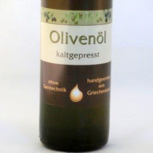 Olivenöl griechisch kaltgepresst