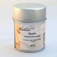 Quark Gewürzzubereitung