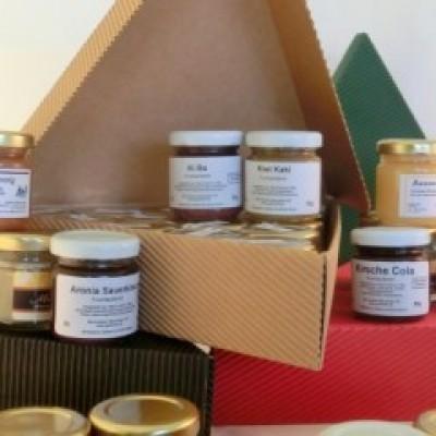 Manufaktur für Marmeladen und Gelees