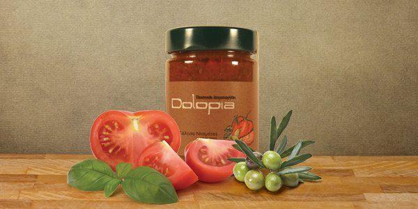 Tomatensauce Mediterran mit Oliven und Kapern