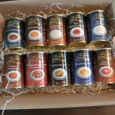 Manufaktur für Suppen und Saucen