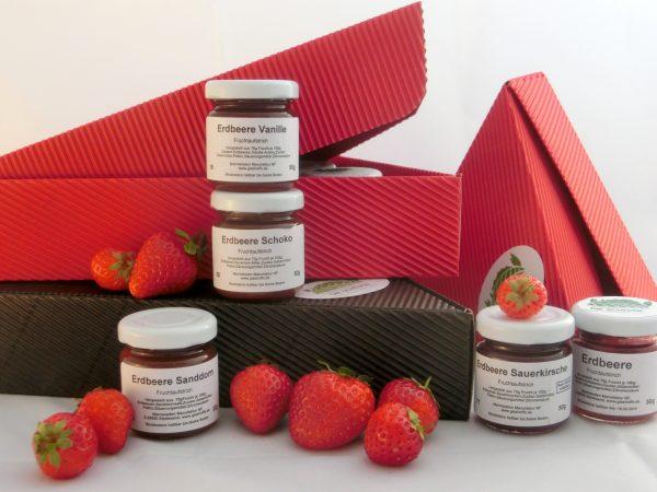 Marmeladen-Boxen