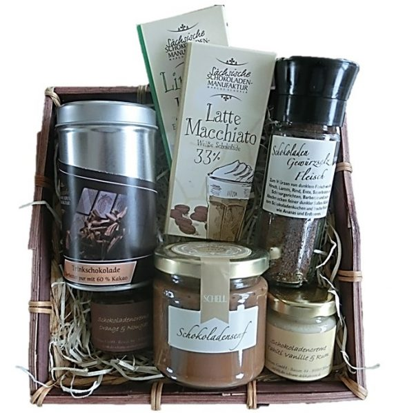 Schokoladen-Prinz Geschenkkorb