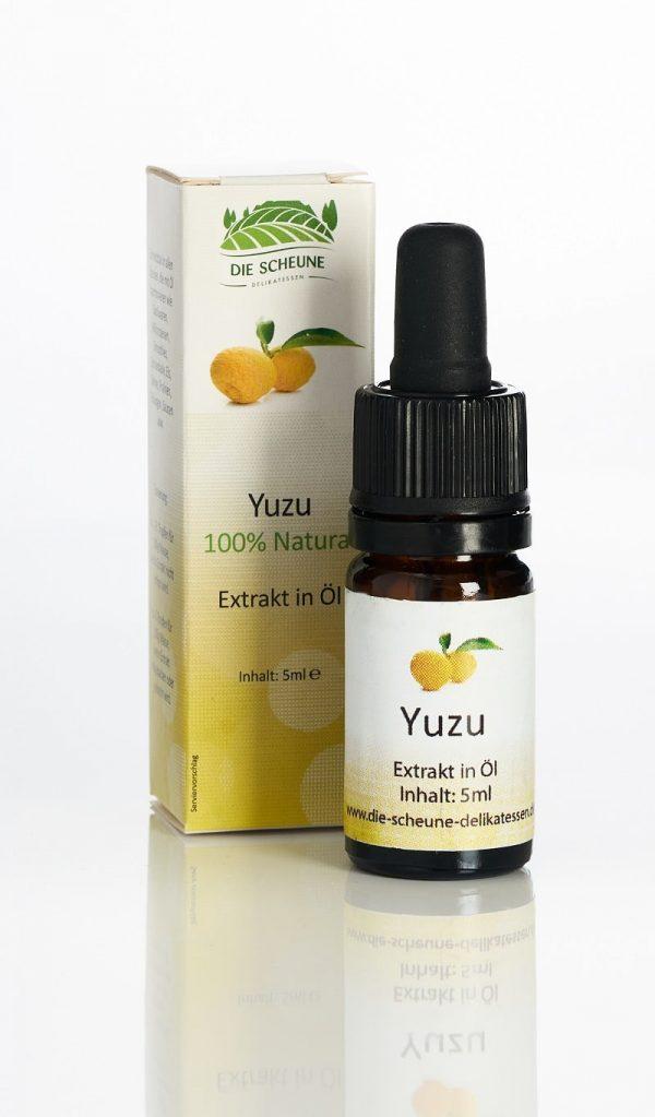 Yuzu Aroma Extrakt natürlich