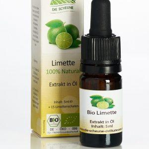 Limette Aroma Extrakt 100% natürlich Bio