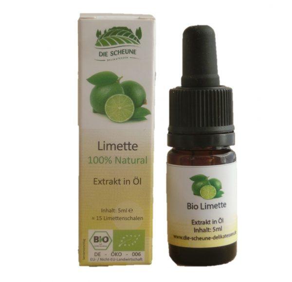 Limetten Extrakt
