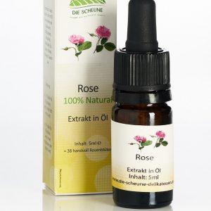 Damaszener Rosen Aroma Extrakt 100% natürlich