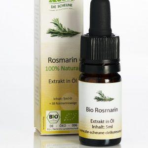 Rosmarin Aroma Extrakt 100% natürlich Bio