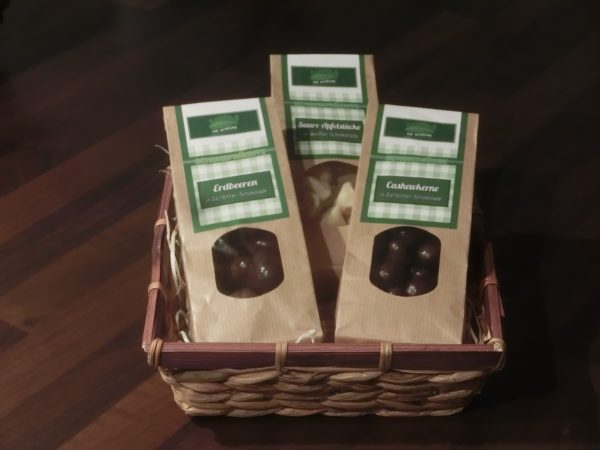 Schokoladen Geschenke