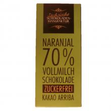 Zuckerfreie Schokolade