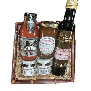 chili feuer geschenkset