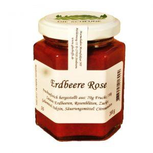 Erdbeer Rose 200g