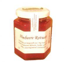 Himbeere Rotwein 200g