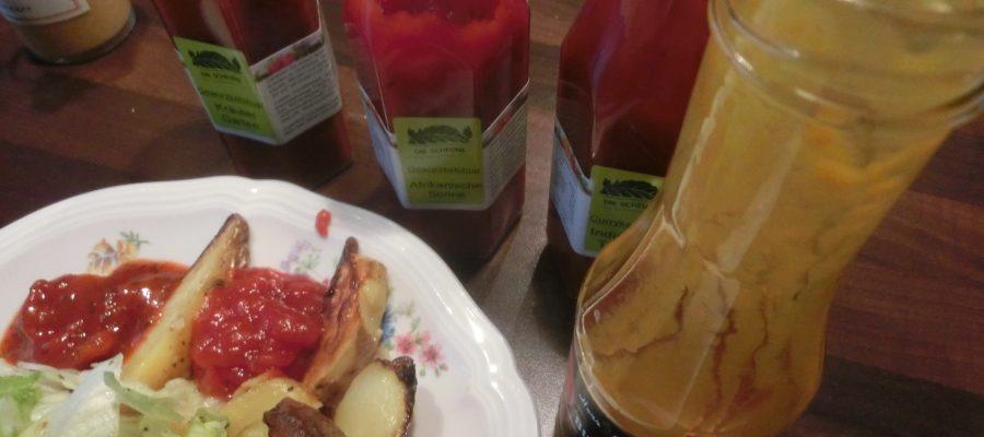 Ketchup für die Grillsaison