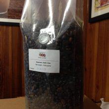 Kaffeebohnen aus Kambodscha