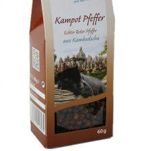 Roter Kampot Pfeffer