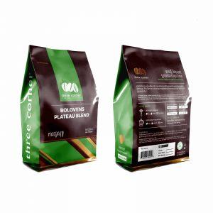 Kaffee aus Kambodscha Boloven Plateau Blend Three Corner Coffee Roasters