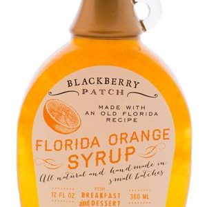 Florida Orangen Sirup