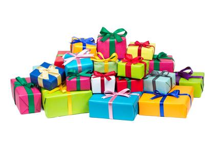 Geschenke zu besonderen Anlässen