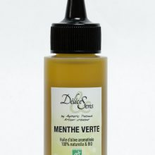 Olivenöl grüne Minze