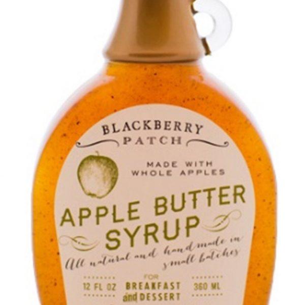 Apfel Butter Sirup
