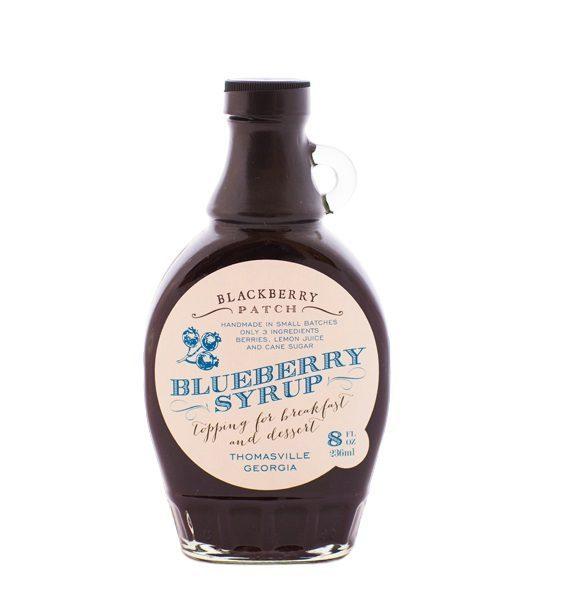 Premium Blaubeer-Sirup
